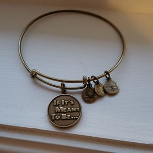 Alex and Ani If It's Meant To Be Bracelet